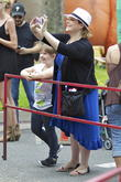 Carnie Wilson and daughter
