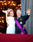 Crown Prince Philippe Of Belgium and Princess Mathilde Of Belgium