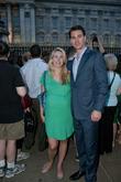 Buckingham Palace, Stephanie Wibom and Patrik Wibom