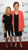 Carol Burnett and Kristin Chenoweth