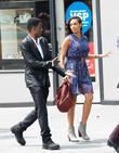 Chris Rock, Rosario Dawson, Greenwich Village