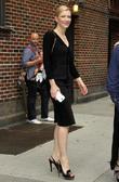 Cate Blanchett, Ed Sullivan Theater, The Late Show