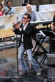 Marc Anthony, Rockefeller Plaza