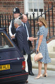 Micheal Middleton and Carole Middleton