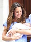 Catherine, Duchess of Cambridge and Baby Cambridge