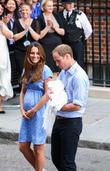 Prince William, Duke of Cambridge, Catherine, Duchess of Cambridge, Baby Cambridge