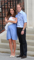 Kate Middleton, Prince William and Baby Cambridge