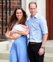 Catherine, Duchess of Cambridge, Prince William, Duke of Cambridge, baby, LINDO WING     ST MARYS HOSPITAL
