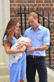 Prince William, Catherine and Kate Middleton