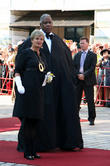 Gloria von Thurn und Taxis, Andre Leon Talley, Olympia Hall