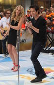 Pat Monahan and Ashley Monroe