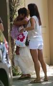 Halle Berry and Nahla Aubry