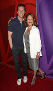Sean Hayes and Linda Lavin