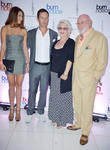 Jeffrey Donovan, Michelle Woods, Sharon Gless and Bernard Rosenzweig