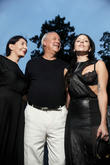 Robert Wilson, Lady Gaga and Marina Abramovic