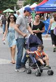 Anthony Weiner and Jordan Zain Weiner