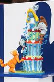 Smurfs 2 cake by Charm City Cakes