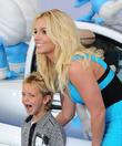 Britney Spears and Sean Federline
