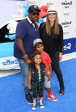 "Rodney ""darkchild"" Jerkins, Joy Enriquez and Kids"
