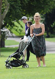 Billie Piper And Laurence Fox Fuming Over Stolen Pushchair