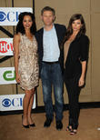 Madeleine Mantock, Mark Pellegrino and Peyton List
