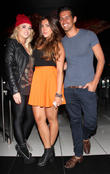 Katy Tiz, Gabriella Ellis and Ollie Locke