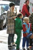 Gwen Stefani, Kingston Rossdale and Zuma Nesta Rock Rossdale