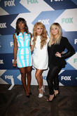 Kelly Rowland, Paulina Rubio and Demi Lovato