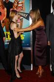 Jennifer Aniston and Emma Roberts