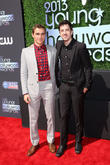 Dave Franco and Christopher Mintz-plasse
