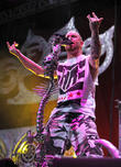 Ivan Moody and Five Finger Death Punch