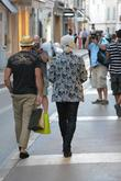 Karl Lagerfeld and Saint Tropez