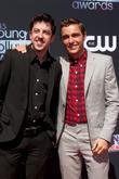 Christopher Mintz-Plasse and Dave Franco