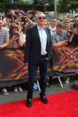 Louis Walsh, The X Factor, Wembley Arena
