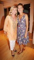 Sharon Bush and Lauren Bush