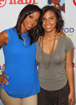 Holly Robinson Peete and Ryan Elizabeth Peete
