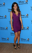 Natalie Morales, Beverly Hilton Hotel, Disney