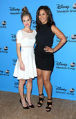 Maggie Lawson and Lenora Crichlow
