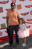 Harold Perrineau Jr. and Wynter Aria Perrineau