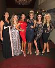 Alyssa Kyria, Lizzie Cundy, Angela Russell, Rachel Rawlinson and Pippa Fulton
