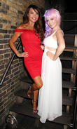 Lizzie Cundy and Kitty Brucknell