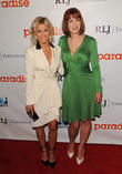 Julianne Hough and Diablo Cody