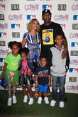 Cc Sabathia, Amber Sabathia and Children