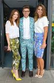 Vogue Williams, Jennifer Maguire and Darren Kennedy
