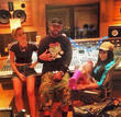 Miley Cyrus, Nicki Minaj and Mike Will Made-it
