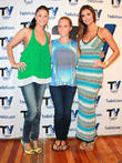 Katie Cleary, Kendra Wilkinson and Kristen Renton