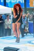 Flo Rida Honours Paul Walker At Jingle Ball