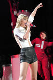 Taylor Swift performs live in concert on The RED Tou