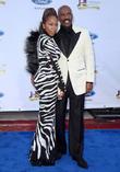 Steve Harvey and Marjorie Harvey