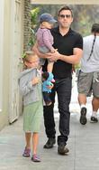 Ben Affleck's Son Samuel Enjoys Royal Playdate In London